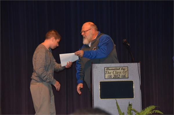 Fall Sports Awards